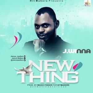 J.winna - New thing