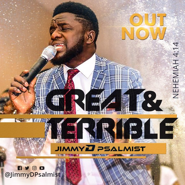 Jimmy D Psalmist – Great and Terrible