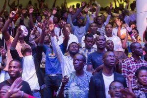 Fearless Concert With Tim Godfrey & Kirk Franklin
