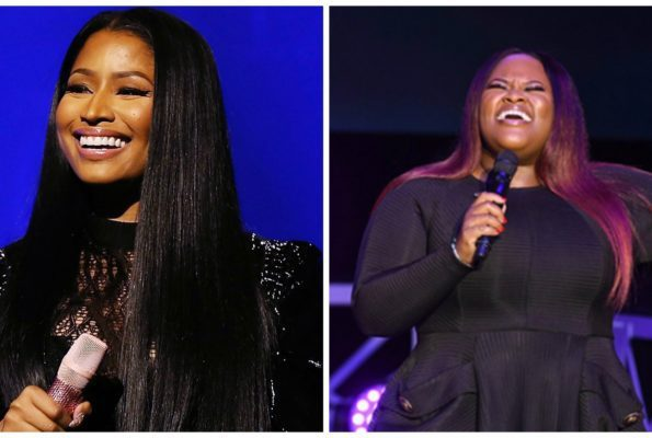 "Free mp3 Download Tasha Cobbs Leonard features Nikki Minaj in Single ""I'm Getting Read 2017"