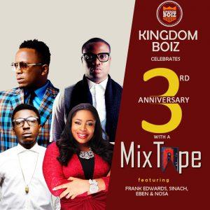 Kingdomboiz Releases Best 2016 Official Worship & Gbedu Mixtape