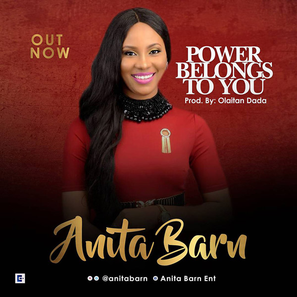 Anita Barn – Power Belongs To You