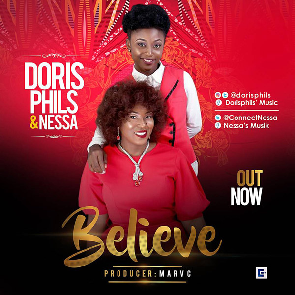 Dorisphils & Nessa – Believe