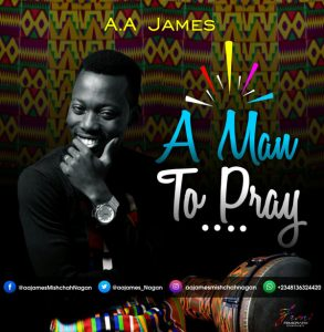 A A James – A Man to pray