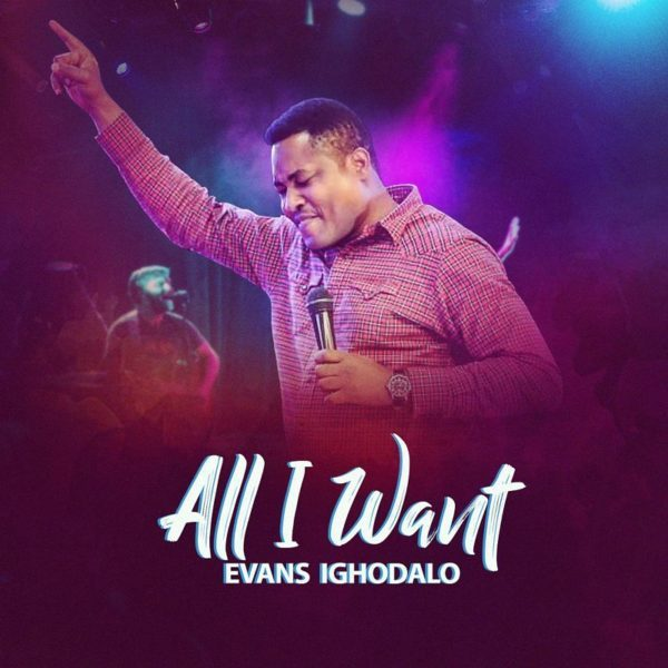 All I Want by Evan