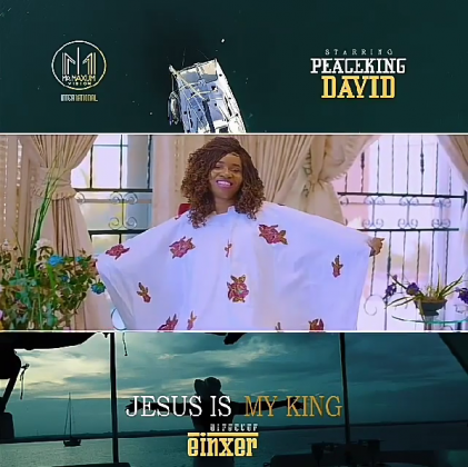 eaceKing-David-Ft.-Neema-Gospel-Choir-Jesus-Is-My-King
