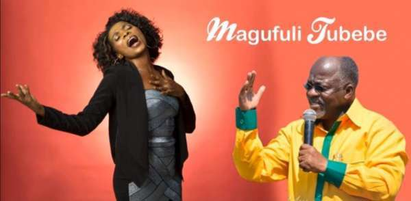 Rose Muhando – Magufuli Tubebe Mp3