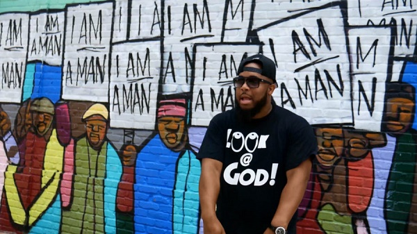 Watch Look At God Video by Mr. Del