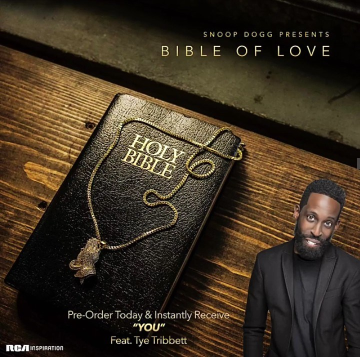 Download Music: You Mp3 by Snoop Dogg Ft. Tye Tribbett
