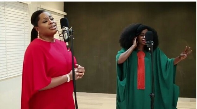 "Download Music: ""BE QUIET"" Mp3 +lyrics by TY Bello, Sinach & George Ft. Spirit Of David"