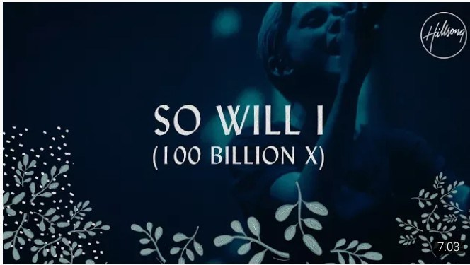 Download Music: So Will I Mp3 By Hillsong Worship