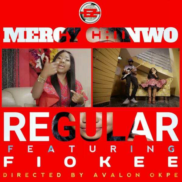Download Music: On A Regular Mp3 + Video By Mercy Chinwo Ft. Fiokee
