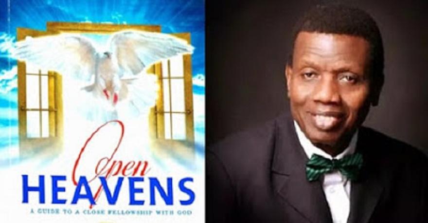 Pastor E.A Open Heavens