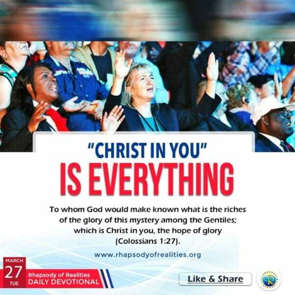 Pastor Chris Oyakhilome Rhapsody Of Realities