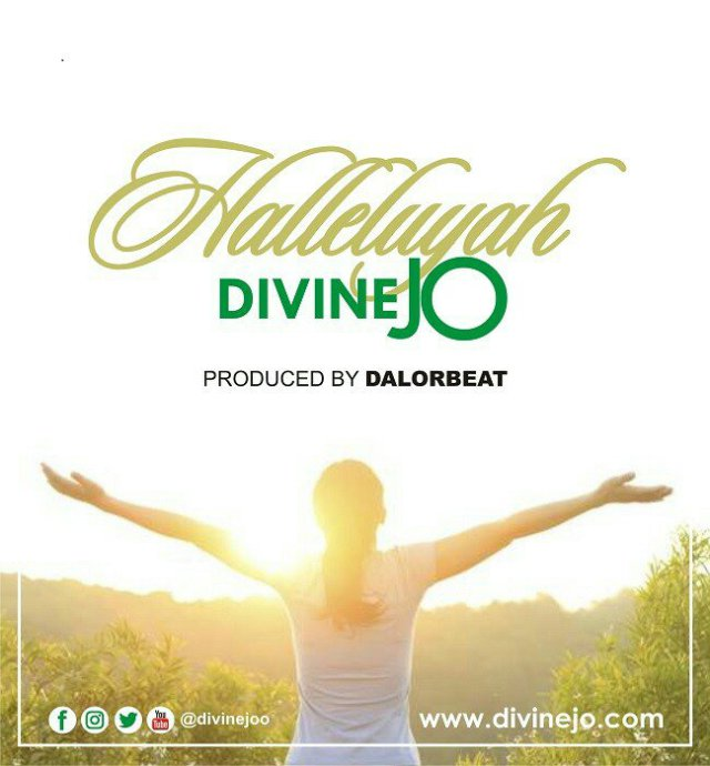 Download Music: Hallelujah Mp3 By Divine Jo