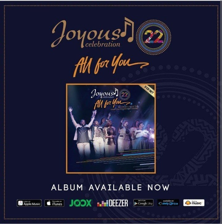 Download Music On The Cross Mp3 By Joyous Celebration 22