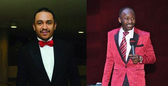 "Apostle Johnson Suleman - ""I Want To Love Daddy Freeze"""
