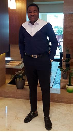 Evans Ighodalo