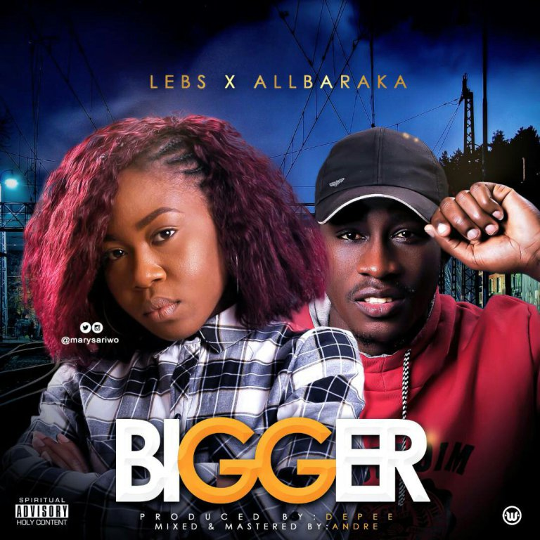Download Music Bigger Mp3 By Lebs Ft. Allbaraka