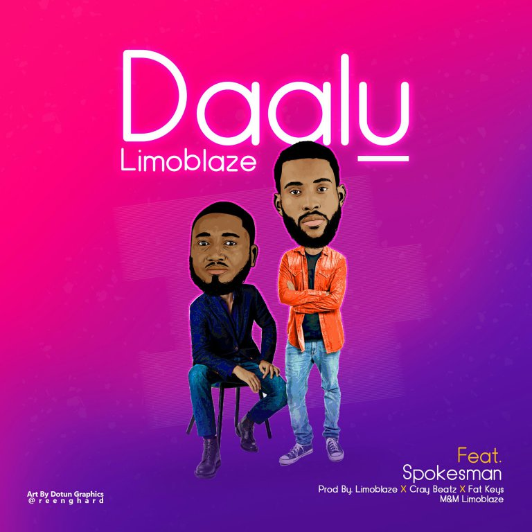 Download Music Dalu Mp3 By Limoblaze Ft. Spokesman