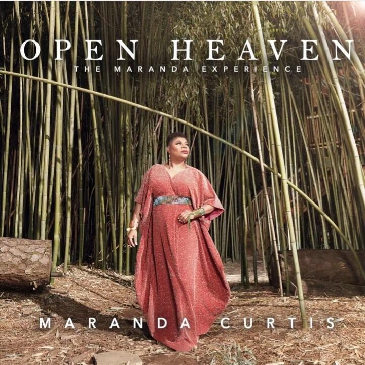 Download Album Open Heaven (The Maranda Experience) By Maranda Curtis