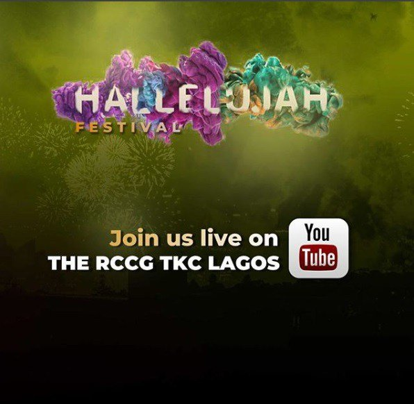 Nathaniel Bassey 2018 HALLELUJAH FESTIVAL LIVE VIDEO