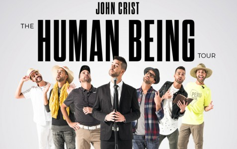 """""""The Human Being"""" Nation Wide tour by John Crist"""