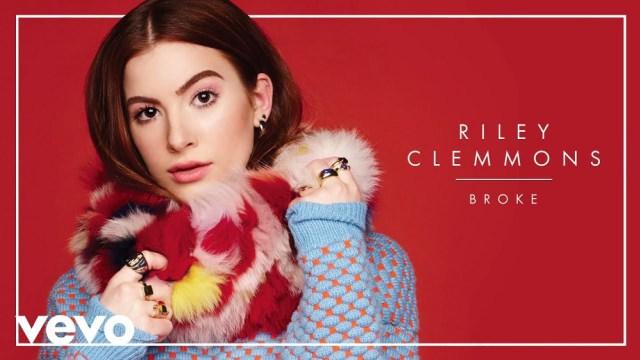 "Enjoy debut ""Broke"" Mp3 By Riley Clemmons (Lyrics)"
