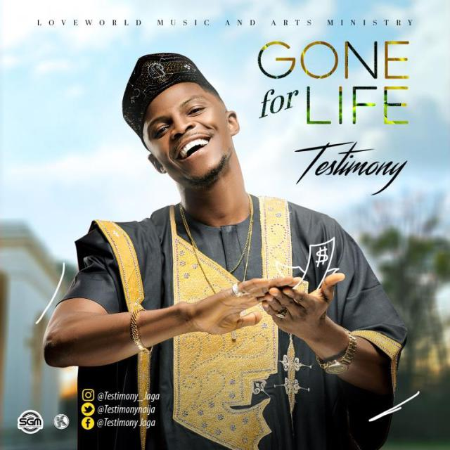 """Enjoy Debut Single """"Gone For Life"""" Mp3 By Testimony"""