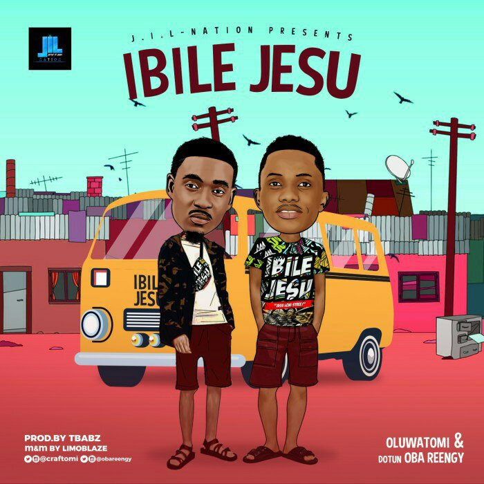 Download Music Ibile Jesu by OluwaTomi & Dotun Oba Reengy