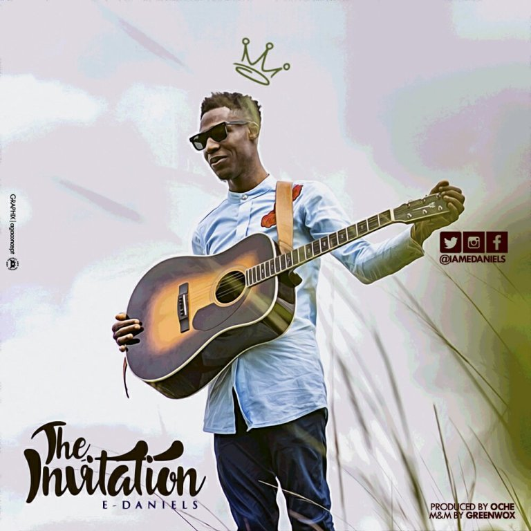"Enjoy Debut ""The Invitation"" By E-Daniels"