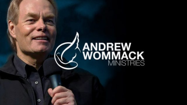 Andrew Wommack 13 October 2018