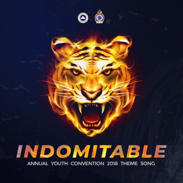 WATCH VIDEO LIVE: INDOMITABLE! RCCG YOUTH CONVENTION 2018