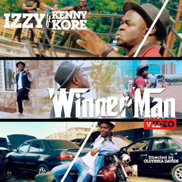 Watch Video & Download Winner Man Mp3 By Izzy Ft. Kenny K'ore