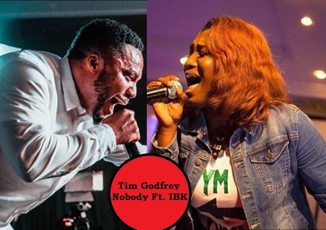 Download Music Nobody like you Mp3 Tim Godfrey Ft IBK Sings