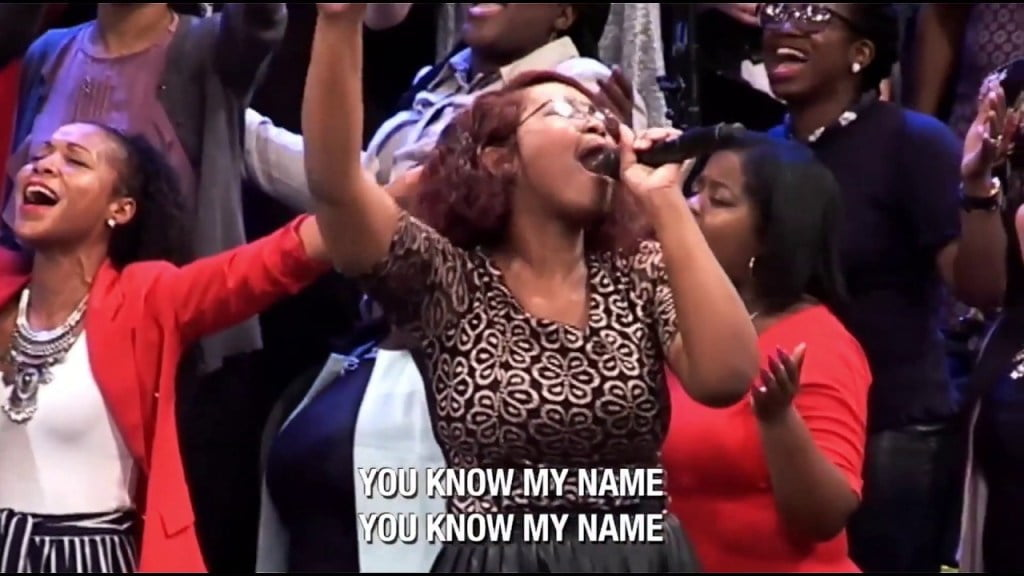 Watch video You Know My Name & Download By Brooklyn Tabernacle Choir