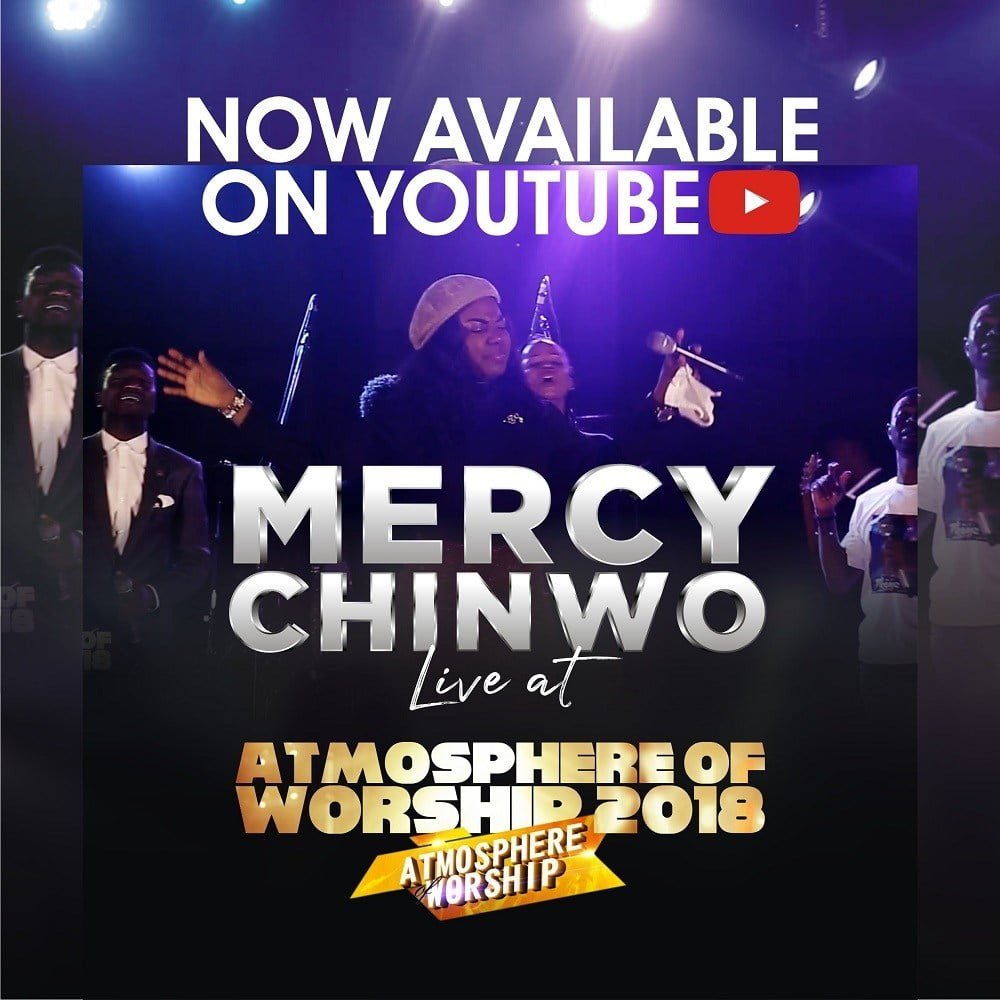 Download Praise Medley By Mercy Chinwo At 2018 Atmosphere of worship