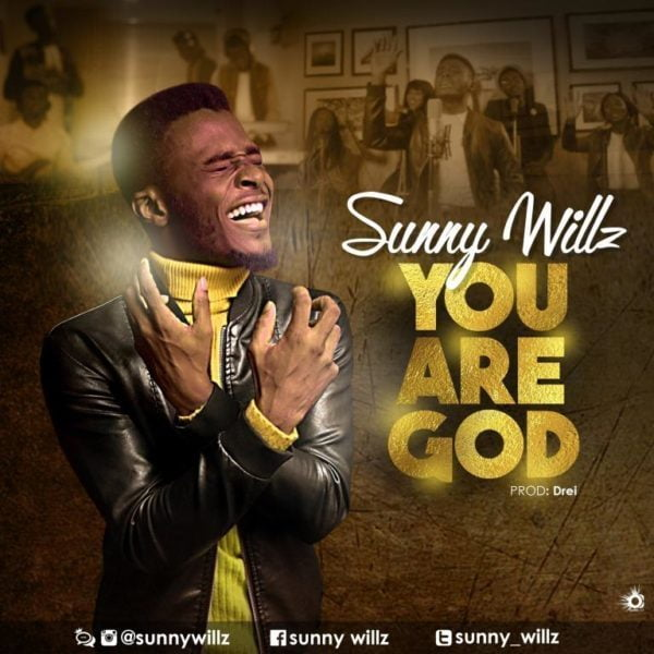 Download Music You Are God Mp3 By Sunny Willz