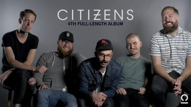 Fear Album By Citizens Now available for download