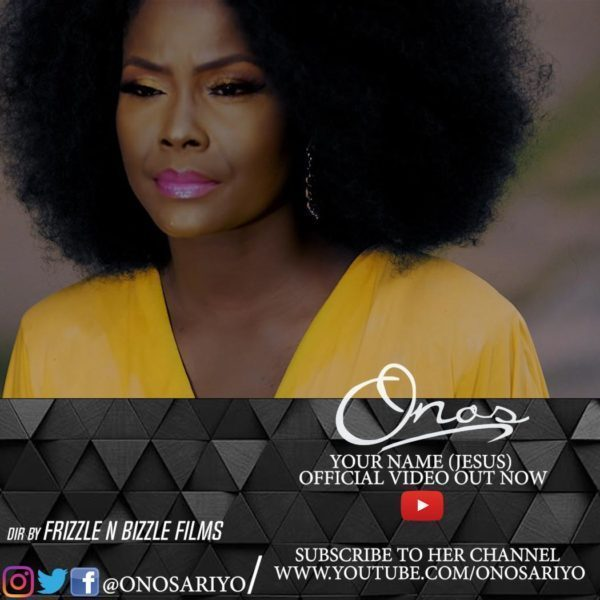 Download Music Your Name (Jesus) Mp3 By Onos