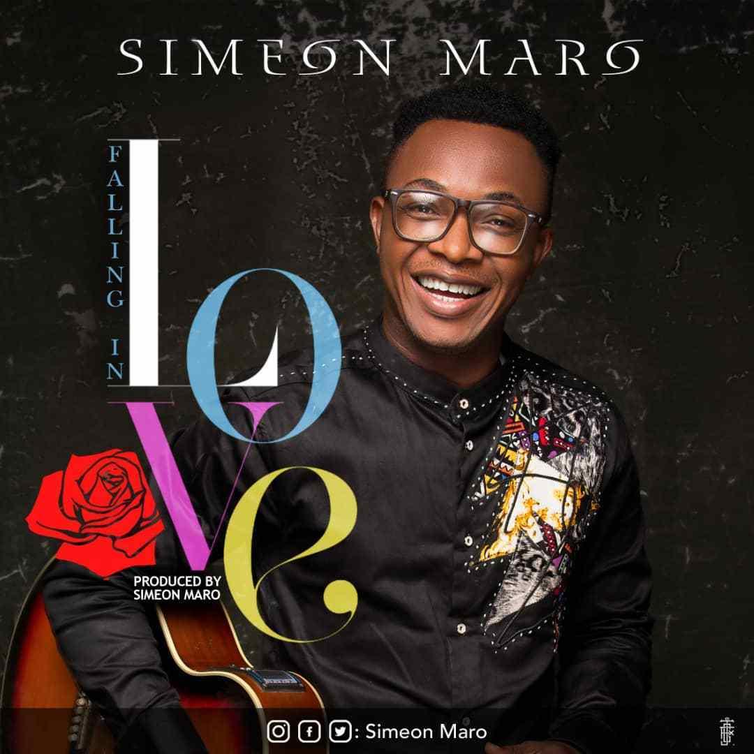 Watch & Download Video falling in love by Simeon Maro