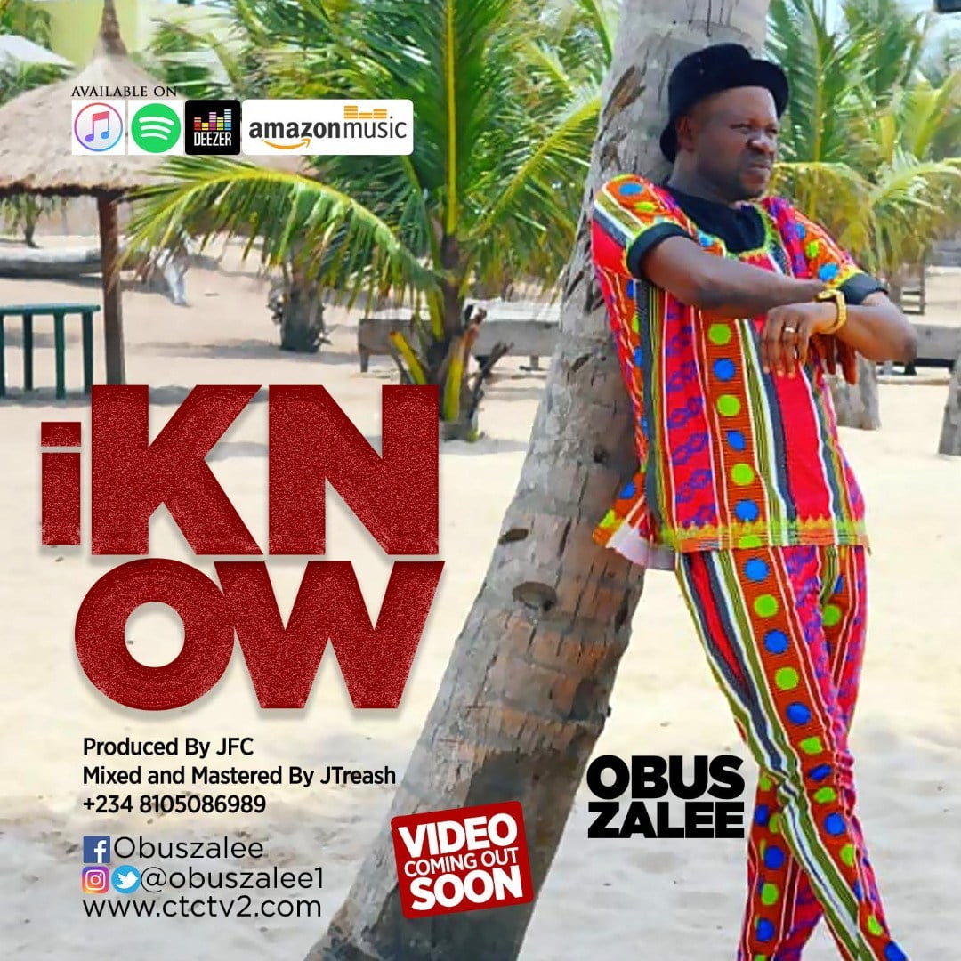 Download Music I know Mp3 By Obus Zalee