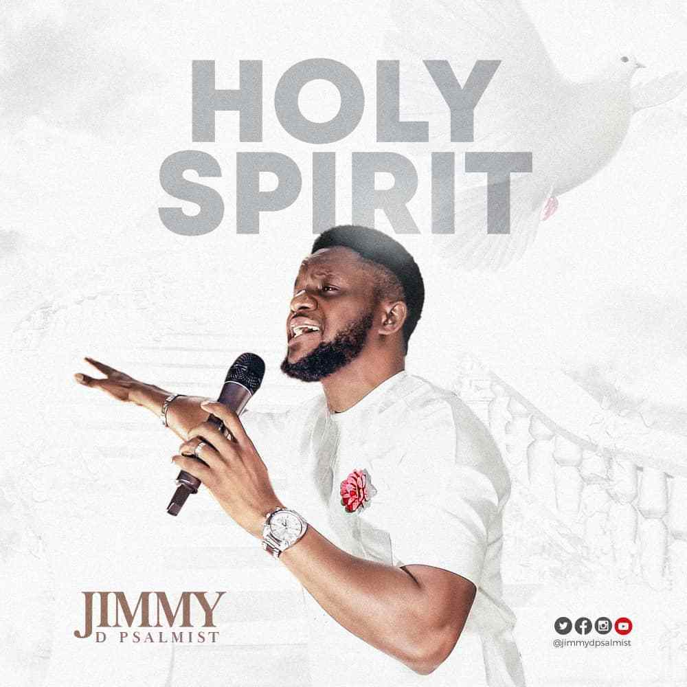 Download Music Holy Spirit Mp3 By Jimmy D'Psalmist