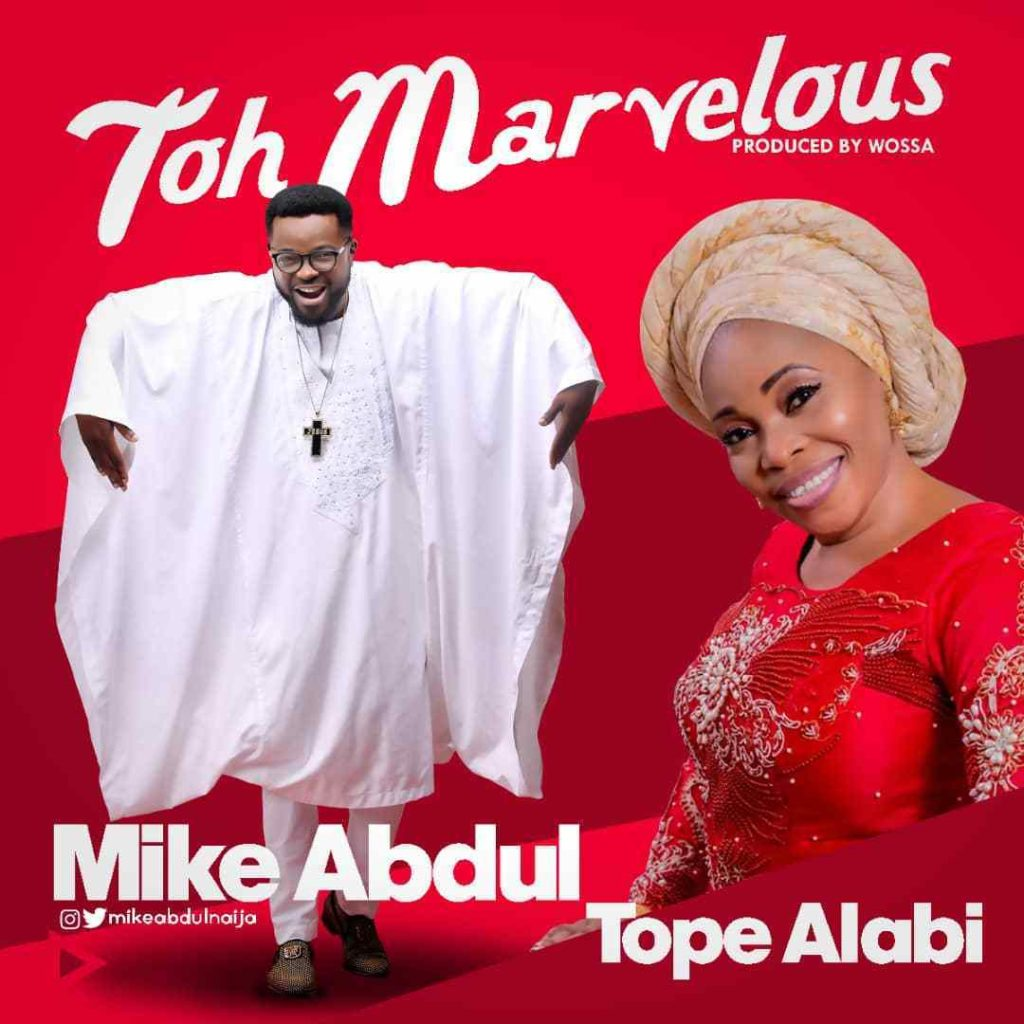 Download Music Toh Marvelous Mp3 By Mike Adbul