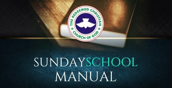 RCCG Sunday School TEACHER's Manual 19 May 2019 Lesson 38 – Honour God with Your Substance