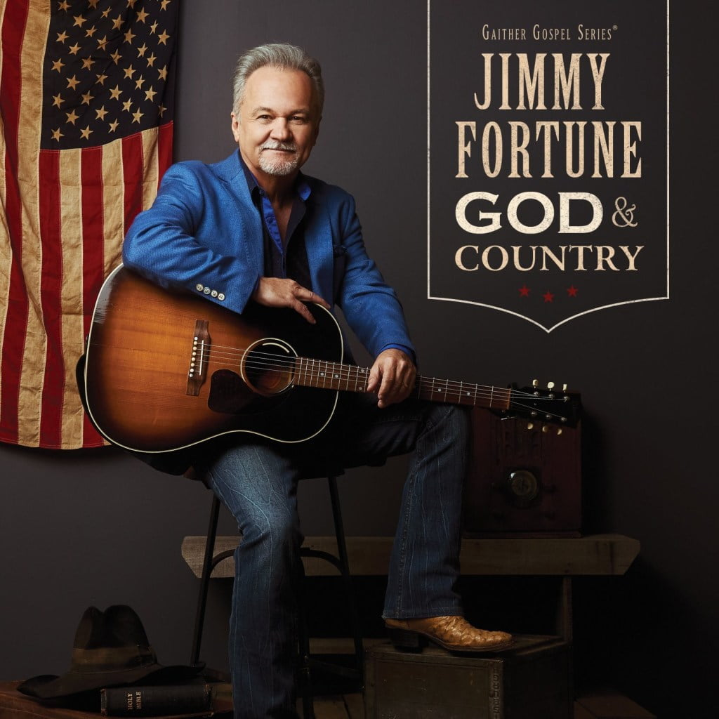 Jimmy Fortune God & Country Album Now Available for Download