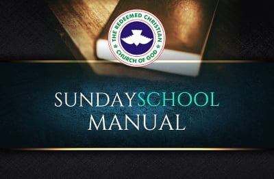 RCCG Sunday School TEACHER's Manual 2 June 2019 – Finger Of God (Part 1)