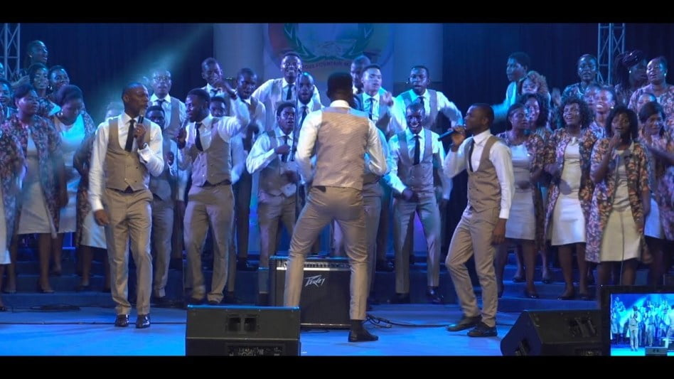 Download Music Jehovah Mo Mp3 By Rev. Igho & The GF Choir