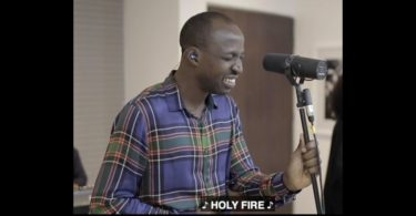 Download Music Holy Fire Mp3 By TY Bello ft Dunsin Oyekan