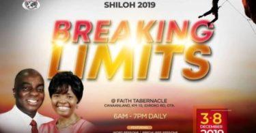 Watch 2019 Shiloh, Breaking Limit